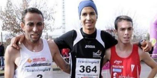 Implican al atleta Jaouad Tougane en dos robos