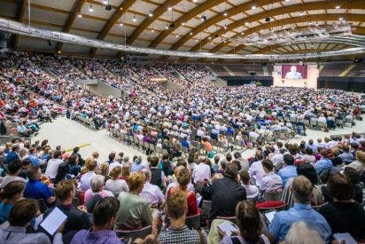 Unos 52.000 testigos de Jehová se reunirán en el estadio Wanda Metropolitano de Madrid