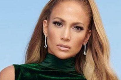 Jennifer Lopez baila sensualmente con un ajustado bodysuit de tanguita