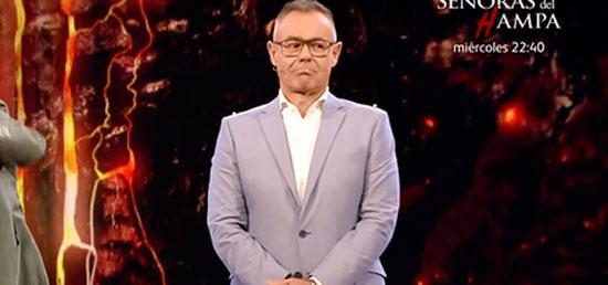 Jordi González se 'empeña' en demostrar que es un mal presentador