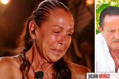 Julián Muñoz tiene una favorita para ganar 'Supervivientes' y no es Isabel Pantoja