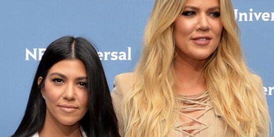 Así descubren Khloé y Kourtney Kardashian sus fortalezas y debilidades