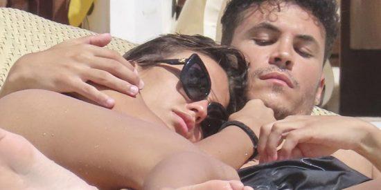 Kiko Jiménez y Sofía Suescun, super calentón en Ibiza