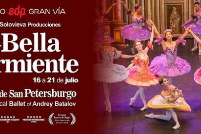 El Ballet de San Petersburgo ha regresado a la Gran Vía