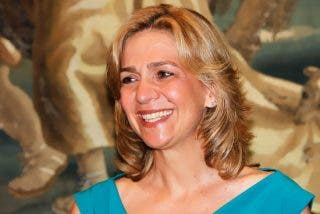 La Infanta Cristina ha 'resucitado y todo indica que va a recuperar posiciones
