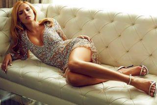 Como toda una 'porn star': Bella Thorne posa en sensual lencería