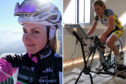"""El espeluznante secuestro de Nathalie Birli, ciclista profesional: """"Estaba desnuda y atada"""""""