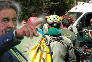 La carta de una de las espeleólogas rescatadas en Cantabria insultando a los medios de comunicación que hacían su trabajo