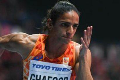 La policía detiene a la atleta holandesa Madiea Ghafoor con 50 kilos de éxtasis y metanfetaminas en su coche