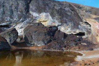 Lagos y ríos 'exóticos' españoles en los que es peligroso bañarse, al margen de el Monte Neme