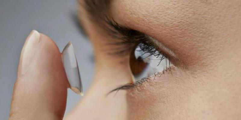 Estas lentillas te ofrecerán una visión con zoom si parpadeas dos veces
