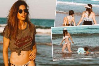 Lidia Bedman, la influencer casada con Santi Abascal, hace el posado en bikini más sexy del verano