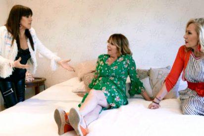 Loles León aclara a Rosa Benito todas las dudas que tiene sobre el sexo