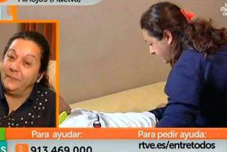 Los donantes que fueron estafados en el programa de Toñi Moreno en TVE, tenían una edad media de 60 años