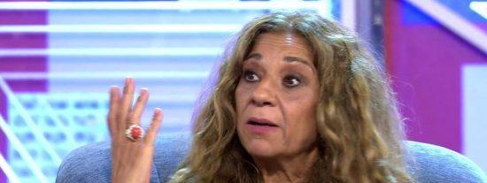 "Lolita Flores confiesa a España entera sus problemas económicos: ""Estoy ahogada"""