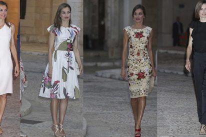 El estilo y los vestidos de la Reina Letizia: una de las mujeres más elegantes del mundo