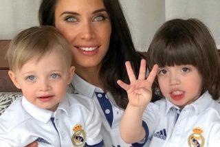 Pilar Rubio publica una imagen de niña y todo el mundo se fija en el mismo detalle: los genes