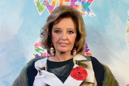 La foto privada que avergüenza a María Teresa Campos y que quisiera nadie viese