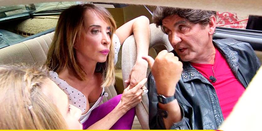 """Para María Patiño, su amigo y compañero Antonio Montero tiene una """"mente perversa"""""""