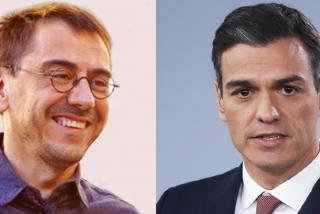 Monedero ya se huele la tostada de unas nuevas elecciones y saca todo su vinagre contra Sánchez