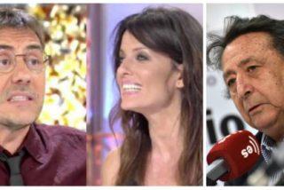 """Ussía se ceba con el """"nenaza machista"""" de Monedero y exige a Cuatro que tome medidas drásticas contra el podemita"""