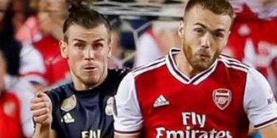 Bale y Asensio le dan al Real Madrid la victoria ante el Arsenal, aunque llegaron hasta los penaltis