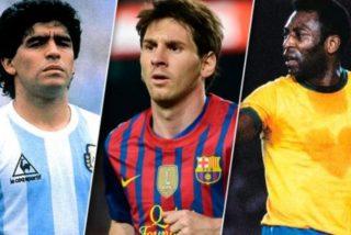 Fútbol: Los 10 goles más electrizantes de la Historia