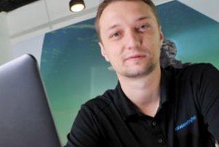 """Marcin Kleczynsk, fundador de Malwarebyte: """"Mantuve en secreto el multimillonario negocio que creé con 18 años"""""""
