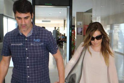 María José Campanario, hospitalizada en el día de su aniversario de boda con Jesulín