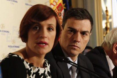 El PSOE de Sánchez gobernará Navarra gracias al permiso de los proetarras de Bildu, el partido de los asesinos de 11 socialistas