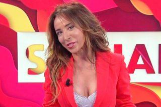 María Patiño se salta las instrucciones de Paolo Vasile y crea un 'problema' a Telecinco