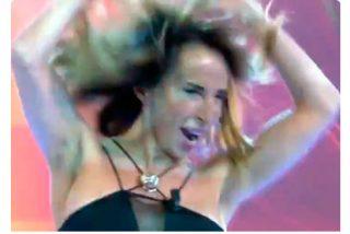 María Patiño se viene muy arriba y cual 'go-go' supera a Lydia Lozano y su 'chuminero'