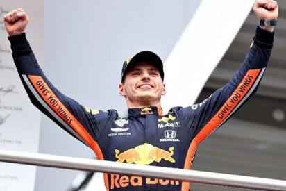 Fórmula 1: Max Verstappen gana en el infierno del GP de Alemania y Sainz termina quinto