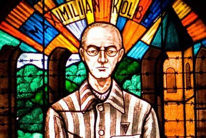 Auschwitz divulga unas fotos históricas del sacrificio de San Maximiliano Kolbe