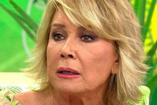 Mila Ximénez 'brota' de nuevo ante un comentario de Belén Esteban a Jorge Javier Vázquez