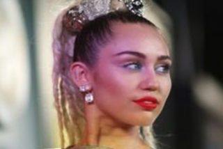 Miley Cyrus se graba bailando con unos pantaloncitos mínimos