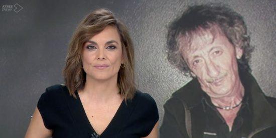 'Antena 3' se apropia de lo que no es suyo al informar sobre la muerte de Eduardo Gómez