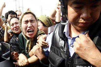 China: Las autoridades de Pekín separan a niños musulmanes de sus padres para evitar el 'contagio' del fanatismo