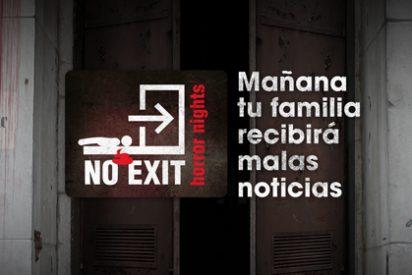 'No Exit Horror Nights': Cuando el terror toca tu puerta...