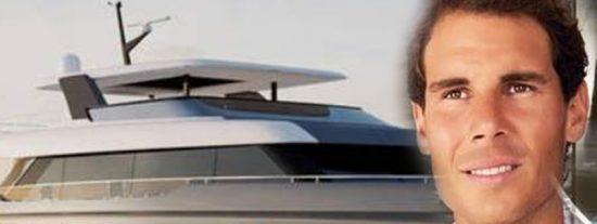¡Sin miserias!: Rafa Nadal se compra este catamarán de lujo de 5 millones de euros