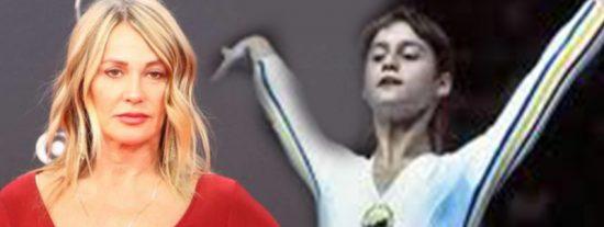 Nadia Comaneci, se conserva en perfecta forma a sus 43 años después de su 10 en los Juegos de Montreal