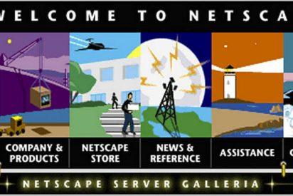 La importante aportación de Netscape a Internet