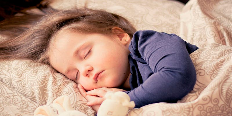 La música relajante es una de las mejores herramientas para dormir a tu hijo