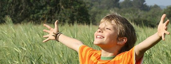 ¿Sabías que los niños rurales tienen mejores habilidades motoras?