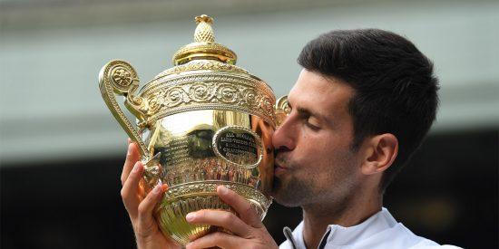Wimbledon: Djokovic gana a Federer en una final agónica (7-6, 1-6, 7-6, 2-6 y 13-12)