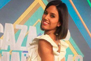 """El topless de Nuria Marín, presentadora de 'Cazamariposas', en el que parece """"una sardina en lugar de una sirena"""""""