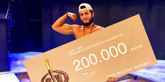 Omar Montes gana 'Supervivientes 2019' tras vencer a Albert en el duelo final