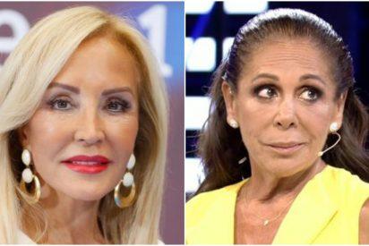 """Carmen Lomana carga contra Isabel Pantoja: """"No puedo con tanta arrogancia, teatro y soberbia"""""""