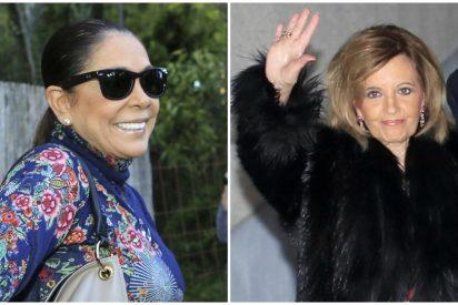 ¡Bombazo chuminero! Isabel Pantoja está detrás de la caída en desgracia y fumigación de María Teresa Campos en Telecinco