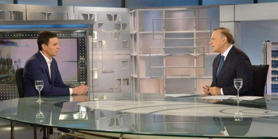 La entrevista sorpresa de Telecinco a Pedro Sánchez que iba a ser y no fue